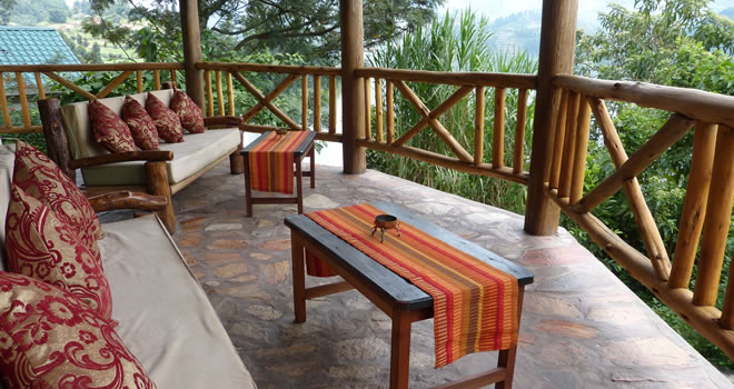 Bwindi Jungle View Lodge