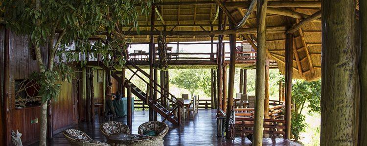 Wag Tail Eco Safari Lodge
